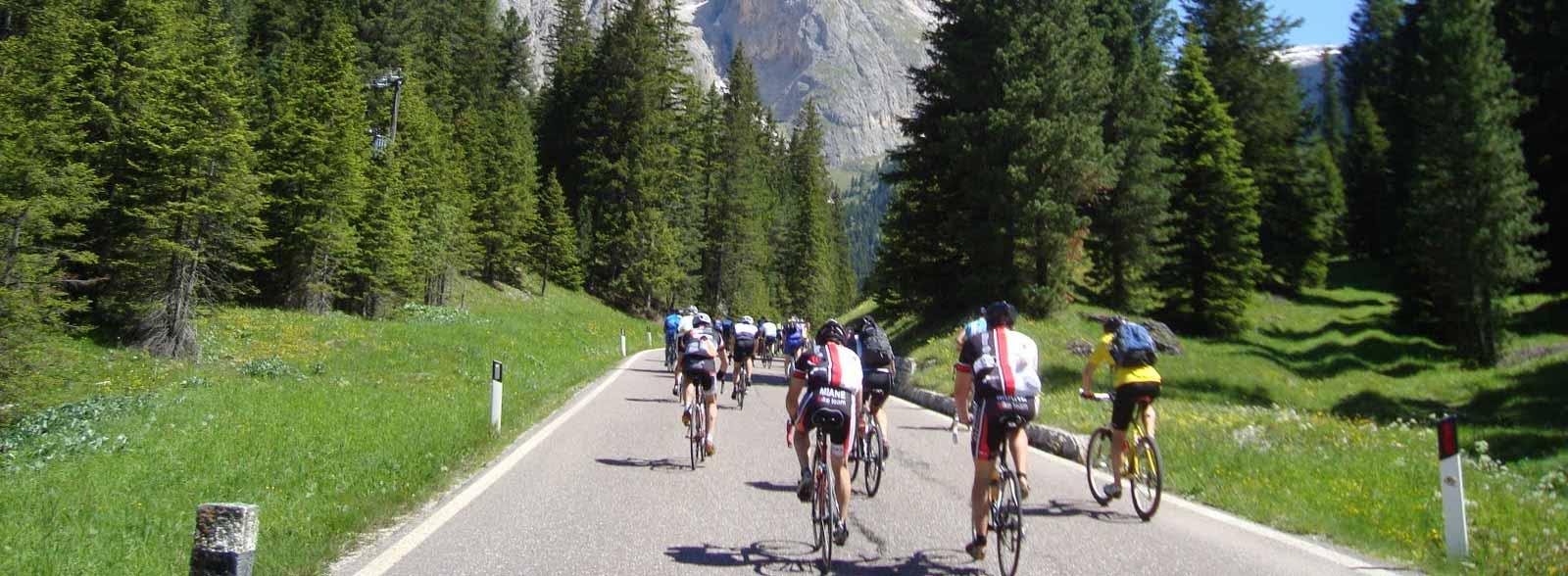 Bicicletta e non solo Marathona dles Dolomites